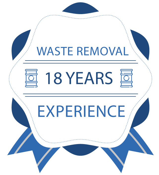 Waster Removal 18 Years Experience